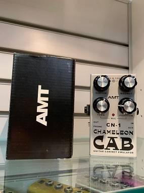 AMT Electronics CN-1 Chameleon Cab Speaker Cabinet Emulator PARI AL NUOVO