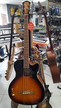 Basso acustico Fender FA 450 CE Sunburst LR