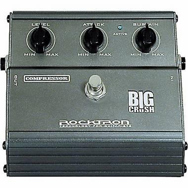 Rocktron BIG CRUSH - COMPRESSOR PEDAL