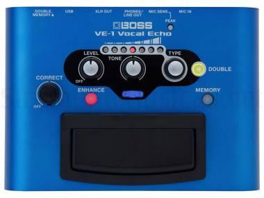 Boss Ve-1 Vocal Echo - Multieffetto Per Voce