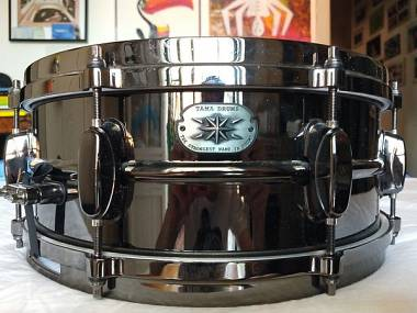 Tama Metalworks snare in acciaio 14x5,5