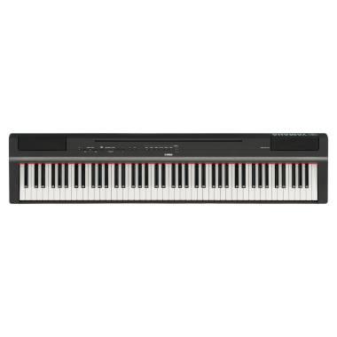 Yamaha Piano Digitale P-125 Black