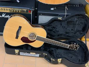 Fender Paramount PM-2 Standard Natural NUOVA