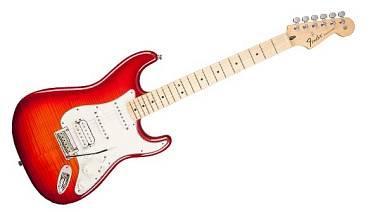 Fender Deluxe Stratocaster HSS Plus Top  iOS ** PREZZO RIBASSATO **