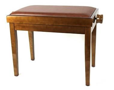Weisbach pj 018 wal panchetta per pianoforte in legno colore
