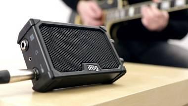 IK Multimedia iRig NANO AMP Micro Amplificatore Portatile / Interfaccia per IRIG