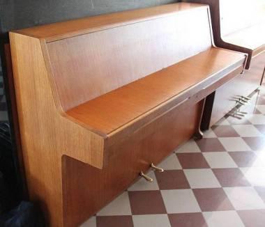 Ibach pianoforte acustico verticale - anno 1970 - meccanica Renner