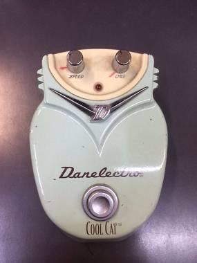 Danelectro Cool Cat chorus spedizione inclusa