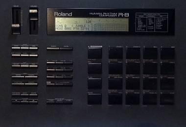 Roland R8 vintage drum