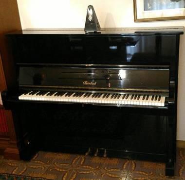 Steinbach 135 pianoforte acustico usato