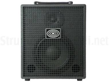 Schertler Jam Black - Amplificatore Per Chitarra Acustica 200w Nero