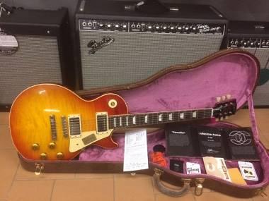 """Gibson Les Paul Custom Shop Collector's Choice Collectors """"Carmelita"""" R9 2016"""