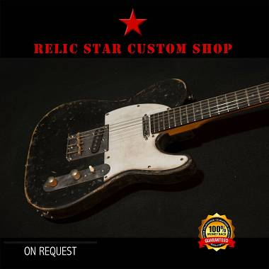 RELIC STAR CUSTOM SHOP t-'50 alnico 5 Road Worn Telecaster