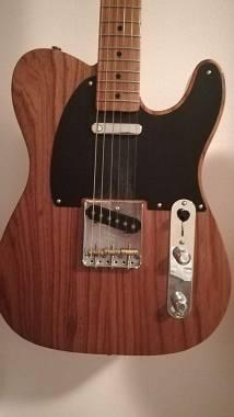 Fender TELECASTER 52 Limited Ash Roasted