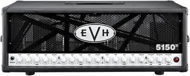 EVH 5150 III 100W HEAD BLACK TESTATA VALVOLARE 100 WATT + FOOTSWITCH