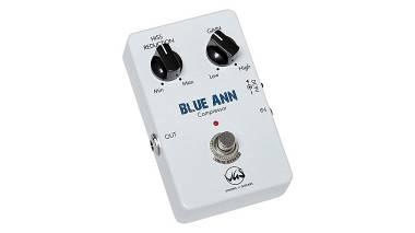 Vgs Guitars blue ann compressore