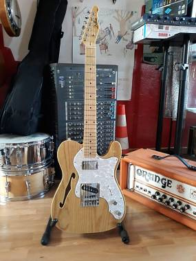 Dillion Guitars Telecaster Thinline