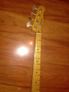 Fender telecaster bass jv made in japan fuji 1983