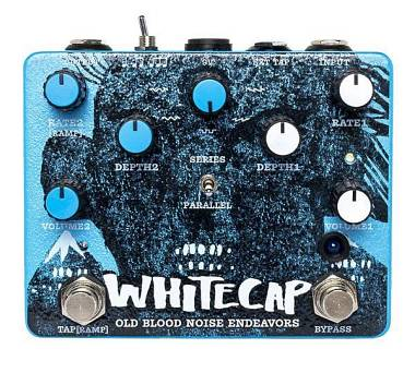 Old Blood Noise Endeavors - Whitecap Asynchronous Dual Tremolo - IN ARRIVO!