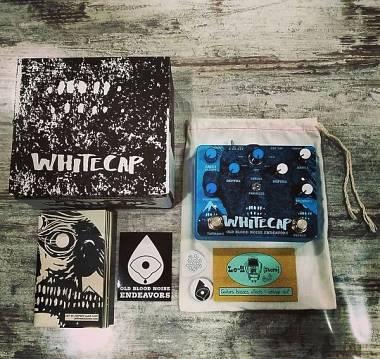 Old Blood Noise Endeavors - Whitecap Asynchronous Dual Tremolo - IN RIORDINO!