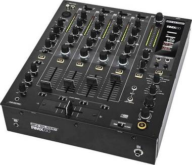 RELOOP RMX 60  MIXER DJ 4+1 CH CON EFFETTI