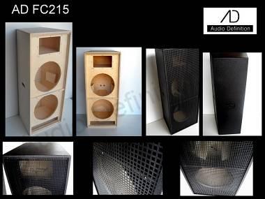 "AUDIO DEFINITION P.A. ""AD FC215"""