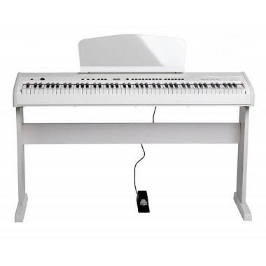 Orla STG-STD-WH | Stage STUDIO Bianco PIANO DIGITALE PORTATILE