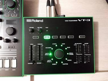 Roland VT3 - Vocal Transformer