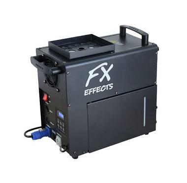 MACCHINA DEL FUMO VERTICALE FX FOG UP 1500W DMX CON LED