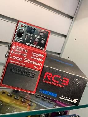 Boss RC-3 Loop Station OTTIME CONDIZIONI