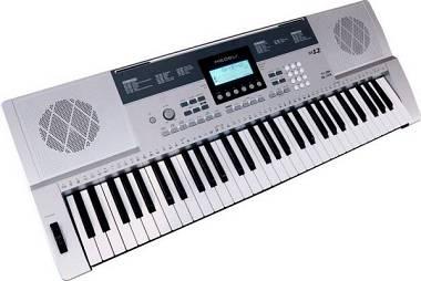Medeli M12 tastiera 61 tasti, 320 suoni, 100 stili, 100 canzoni. Nuova imballata