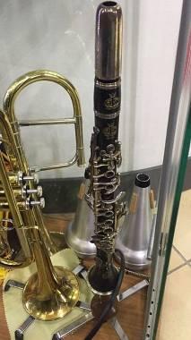 Amati Clarinetto in Mi b  ACL262 SPEDIZIONE GRATUITA