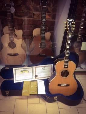 Gibson L-20 20Th Anniversary 20 Esemplari al mondo anno 2009 Anniversario RARA