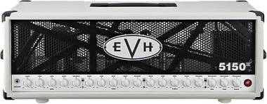 EVH 5150 III 100W HEAD IVORY TESTATA VALVOLARE 100 WATT + FOOTSWITCH