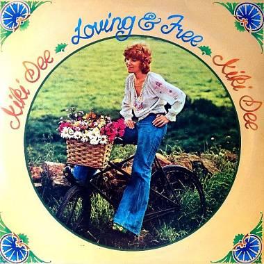 Kiki Dee    Loving & Free   The Rocket Record Company ROLL 5    UK 1973