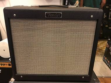 "Fender Blues Junior IV Black - 1x12"" 15 W - PARI AL NUOVO"