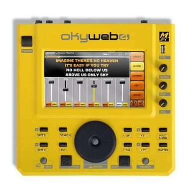 M Live OKYWEB 4 KARAOKE MIDI MP3 SUONI MERISH