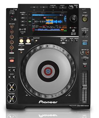 PIONEER CDJ 900 NXS - NEXUS