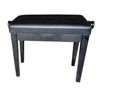 Antico sgabello sedile a vite pianoforte epoca napoleone iii xix e