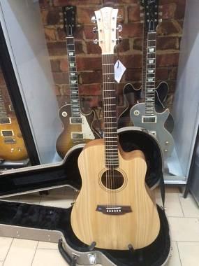 Cole Clark Guitars CCFL1EC-BB FAT LADY 1 Blackwood Back OFFERTA!!!