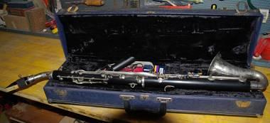 Clarinetto Contralto MI-b Vito