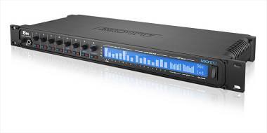 Motu 8M Interfaccia Audio Thunderbolt / AVB Ethernet / USB con 8 mic pre e DS