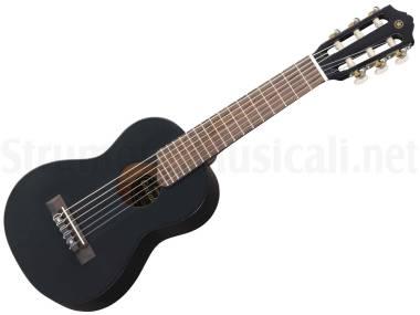 "Yamaha Gl1 Guitalele Black - Chitarra Classica A Scala Ridotta 17"" Nera"