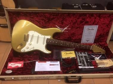 Fender Stratocaster '60 Custom Shop Relic 50th Anniversary Aztec Gold anno 2005