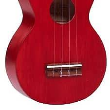 Mahalo MJ1 TBR - serie java translucient red