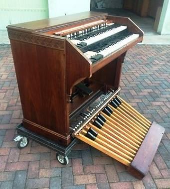Hammond C3 quadrifoglio 1956 originale