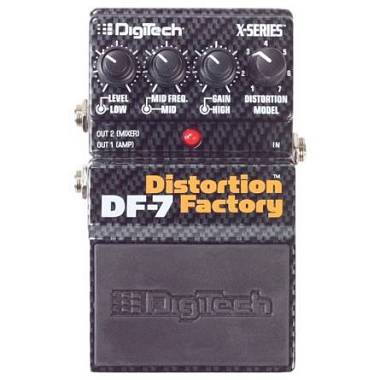DigiTech DF 7 Distorsion Factory