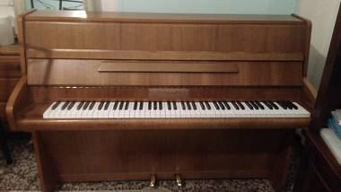 Vendo pianoforte verticale Schimmel