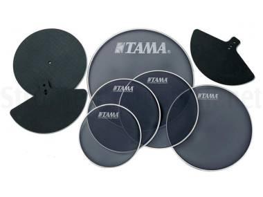 Tama Spp522kc - Kit Pelli Mesh E Sordine Piatti Per Batteria