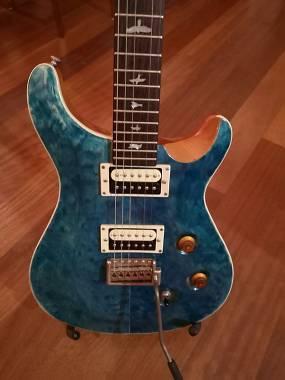 Elettronica e Pickup originali Gibson, meccaniche Grover